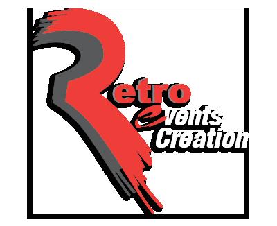 Retro Events Logo