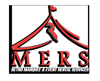 Retro MERS logo